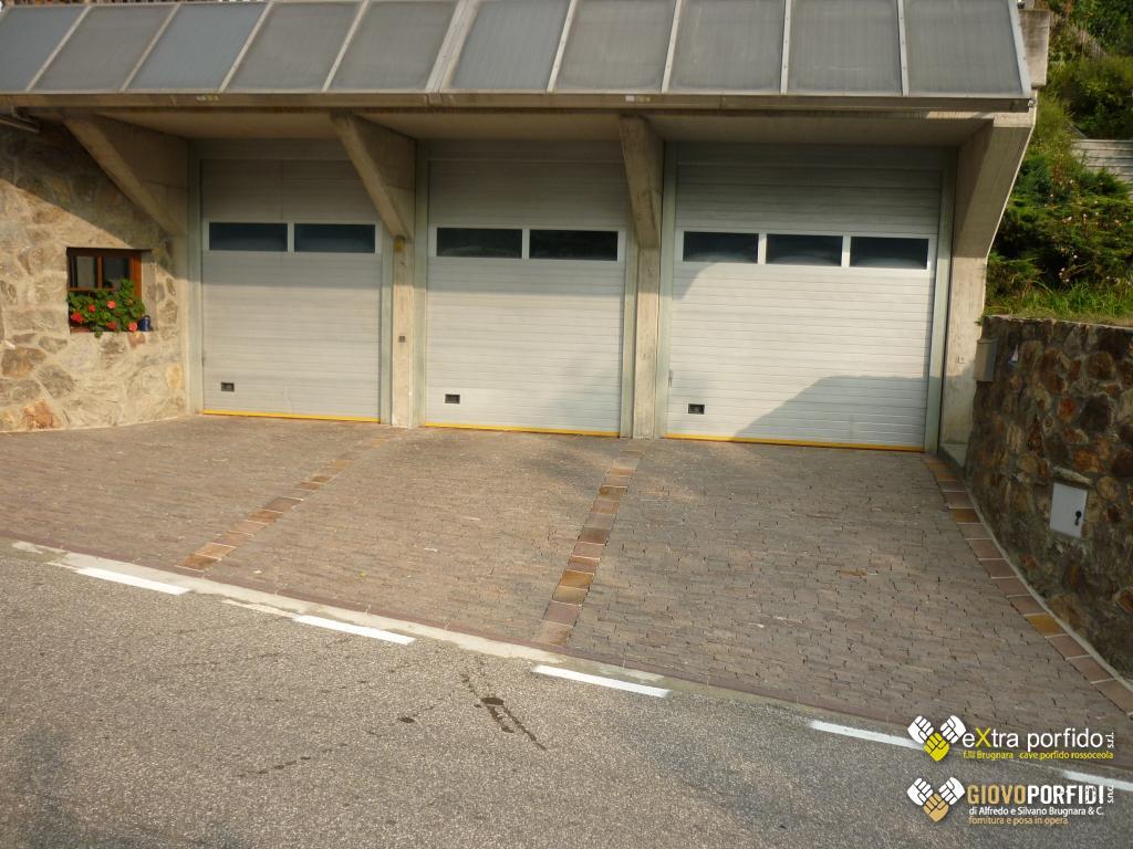 Rampe Garage In Porfido smolleri di porfido   extra porfido srl - giovoporfidi snc